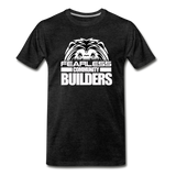 FEARLESS COMMUNITY BUILDERS Premium T-Shirt - charcoal gray