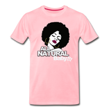 ALL NATURAL BABY Premium T-Shirt - pink