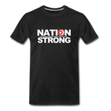 Nation Strong Premium T-Shirt - black