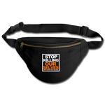 Fanny Pack | STOP KILLING OURSELVES - black