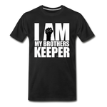 I AM MY BROTHERS KEEPER Premium T-Shirt - black