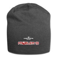 PROBLEM 13 Beanie - charcoal gray