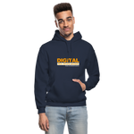 DIGITAL REAL ESTATE ADVISOR Heavy Blend Adult Hoodie - navy