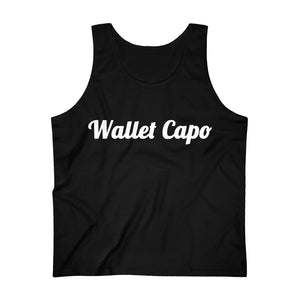 Wallet Capo Men's Tank Top