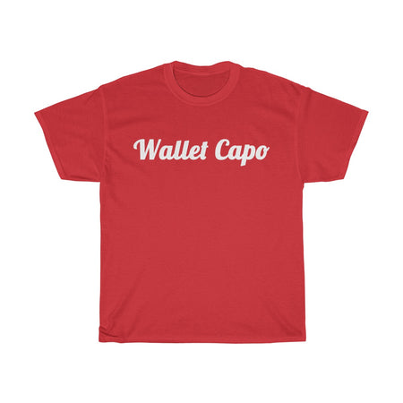 Wallet Capo Heavy Cotton Tee