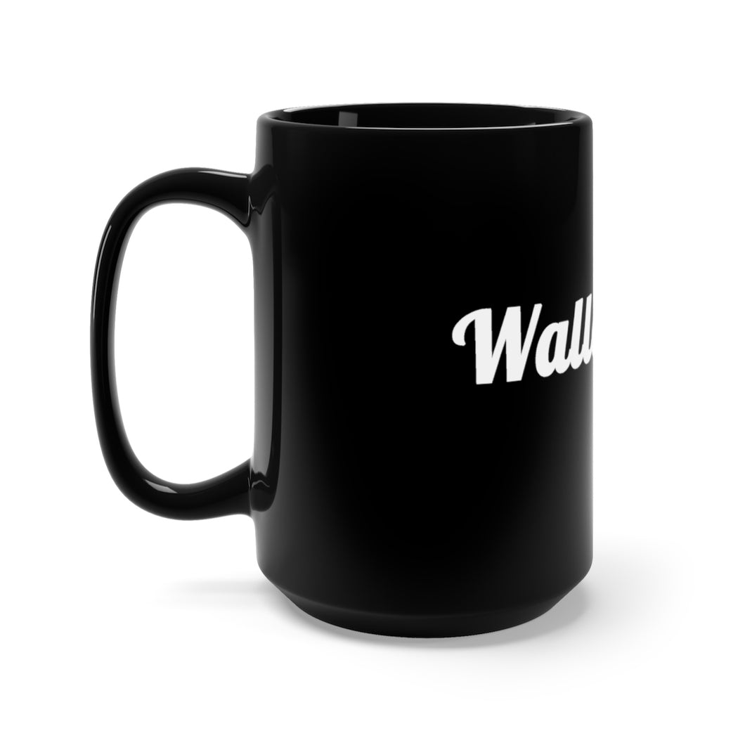 Wallet Capo Black Mug 15oz