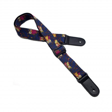Adjustable Guitar Strap (Cartoon Pattern)