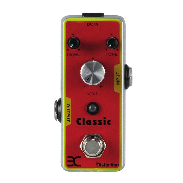 Recloud Moen Stompbox Guitar Effect Pedals