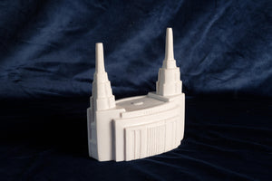 LDS Rome Temple (Marble Resin)  SPECIAL EDITION*
