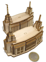 Load image into Gallery viewer, WoodArt - Rome Italy Temple 3D Wooden Puzzle