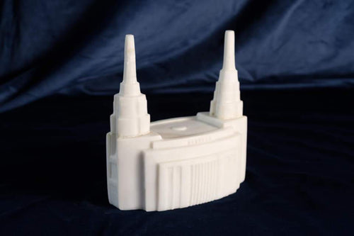 LDS Rome Temple (Carrara Marble) - LIMITED EDITION*