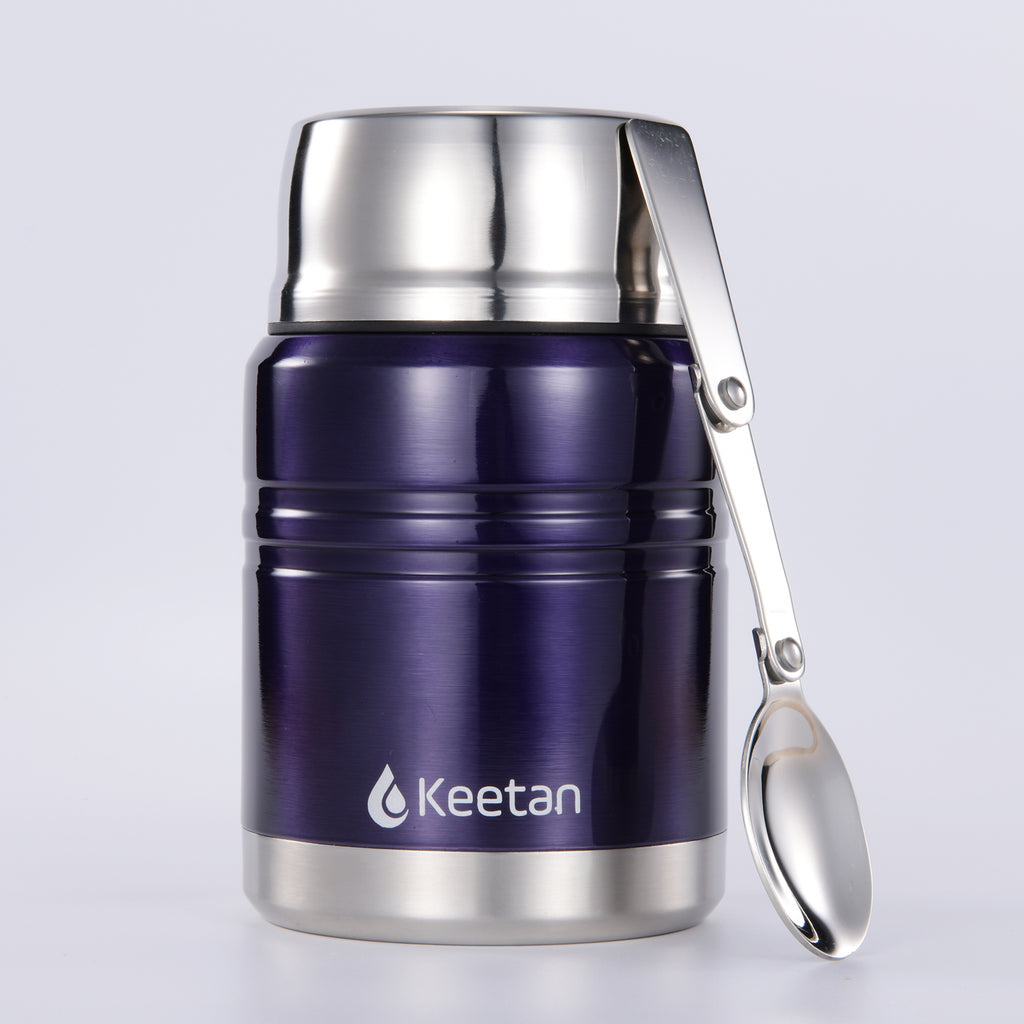 Keetan WIZARD Food Jar-Blue
