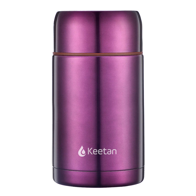 Keetan HUNTER Food Jar-Purple