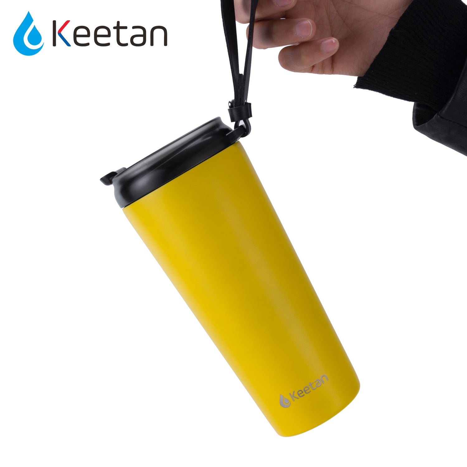 Keetan MERCURY Tumbler-Yellow