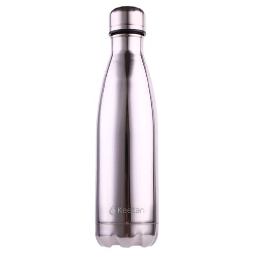 Keetan AIR Water Bottle-Silver