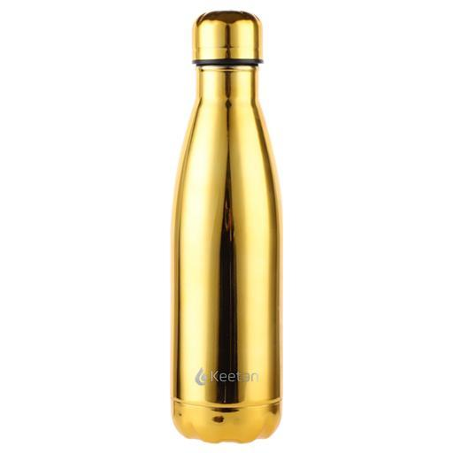 Keetan AIR Water Bottle-Yellow - Customized
