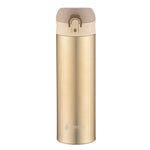 Keetan ALPHA Water Bottle-Gold