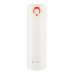 Keetan ALPHA Water Bottle-White