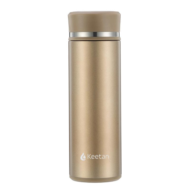 Keetan ALPS Water Bottle-Gold