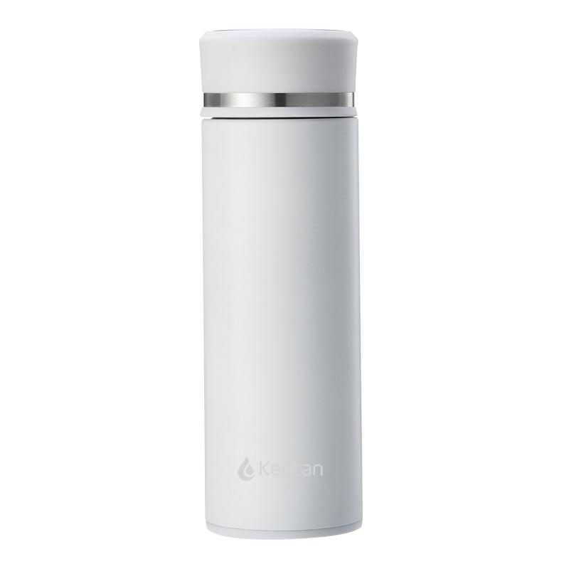 Keetan ALPS Water Bottle-White