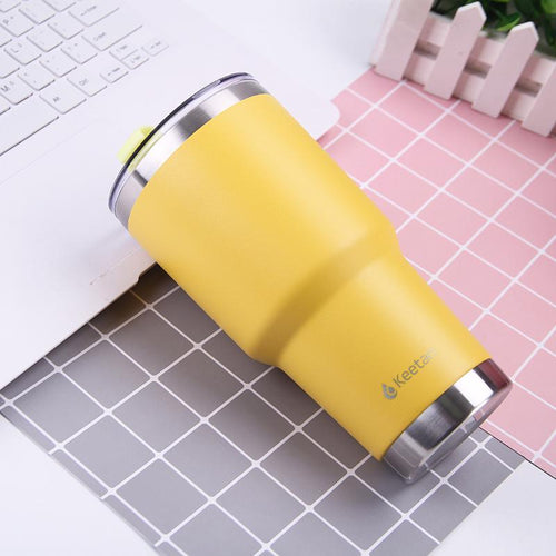Keetan ASCENT Tumbler-Yellow