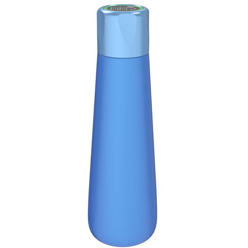 Saturn Blue Smart Bottle