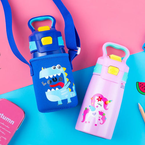 Keetan GENIUS Water Bottle-Dragon