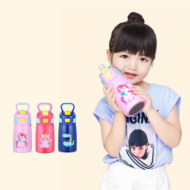 Keetan GENIUS Water Bottle-Pink