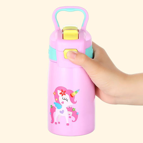 Keetan GENIUS Water Bottle-Pig