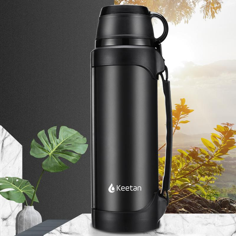 Keetan LEO Water Bottle-Black