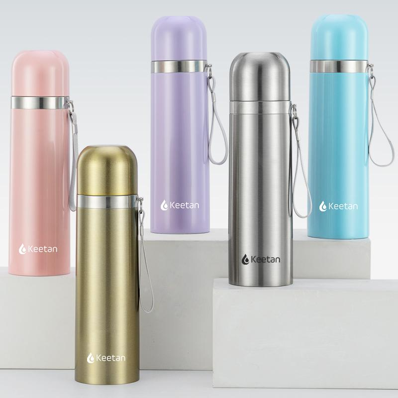 Keetan NEO Water Bottle-Solid Pink