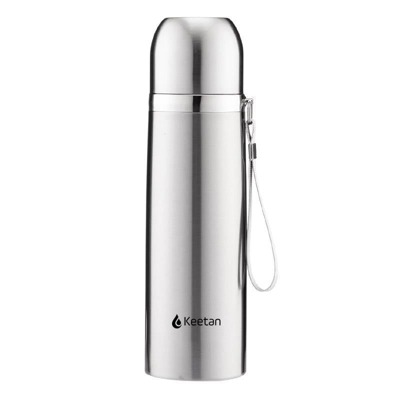 Keetan NEO Water Bottle-Silver