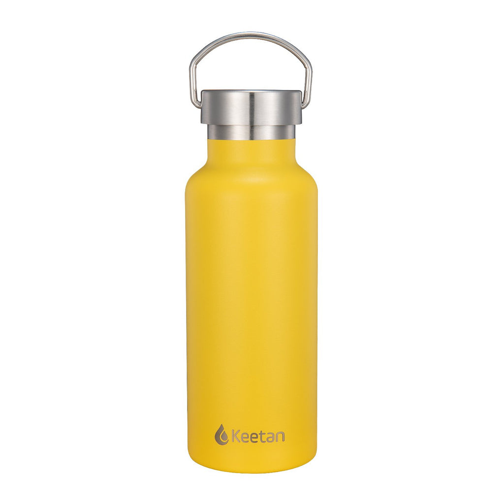 Keetan POLO Water Bottle-Yellow
