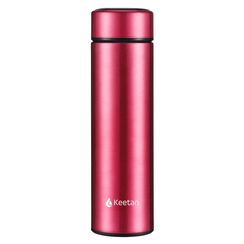 Keetan SHASTA Water Bottle-Red