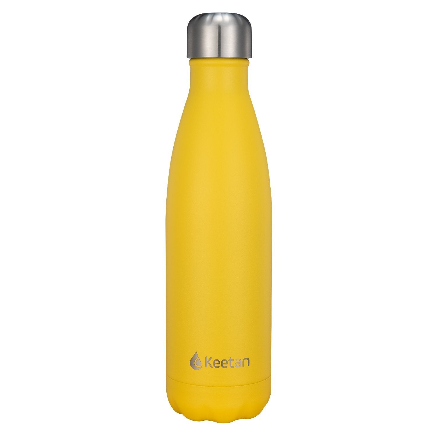 Keetan AIR Max Water Bottle-Yellow - Customized