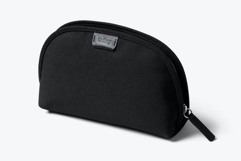 Bellroy Classic Pouch -  Black - Made From Recycled Materials