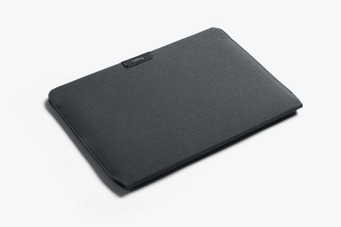 Bellroy - Black Laptop Sleeve - Made From Recycled Fabrics