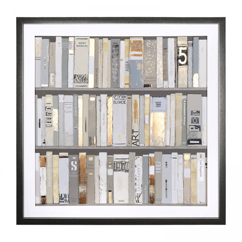 For Art Lovers - The Library -  Art Work With A Difference And Best Seller