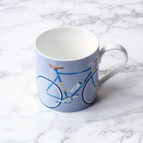 Popular China Bicycle Mug - Boxed