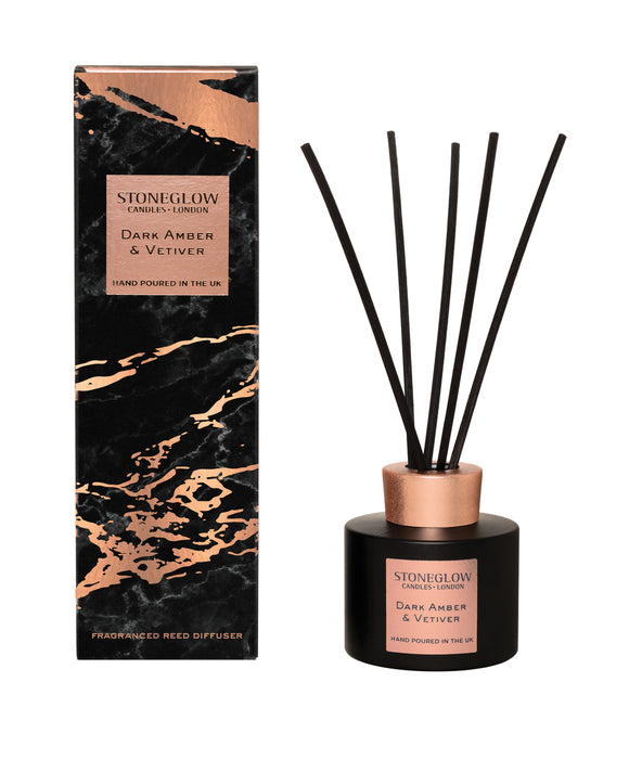 Dark Amber and Vetiver Diffuser