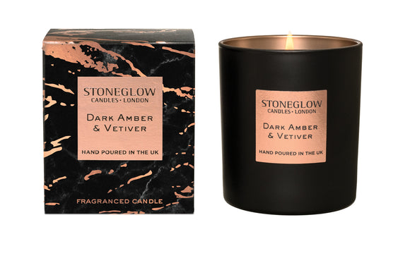 Dark Amber and Vetiver