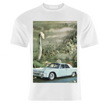 T-Shirt For Males -  Going Back In Time  - Popular With Teenagers