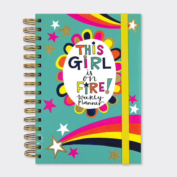 Organiser- This Girl Is On Fire.-/To Do/My Lists/My Notes