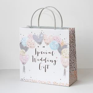Luxury Large Special Wedding Day Gift Bag