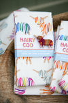 Hairy Coo Top Quality Cotton  Vibrant Tea-Towel.