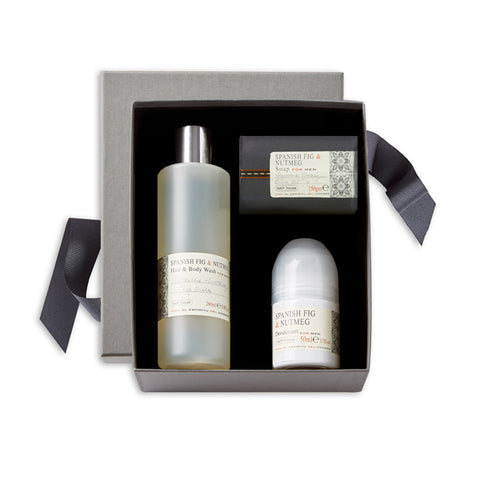 SPANISH FIG & NUTMEG Gift Set