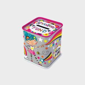 MONEY BOX ‐ ADVENTURE FUND/SUKI STARBURST