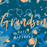 Happy Birthday Grandson
