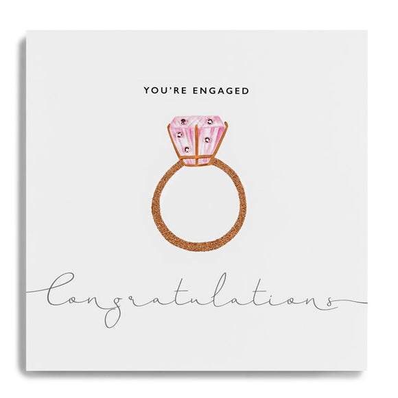 Congratulations - You're engaged