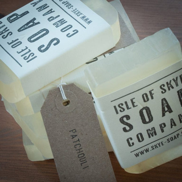 Skye Hand Made Natural Soap - Patchouli